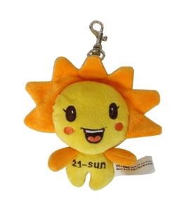 阳光宝宝系列之钥匙链玩偶