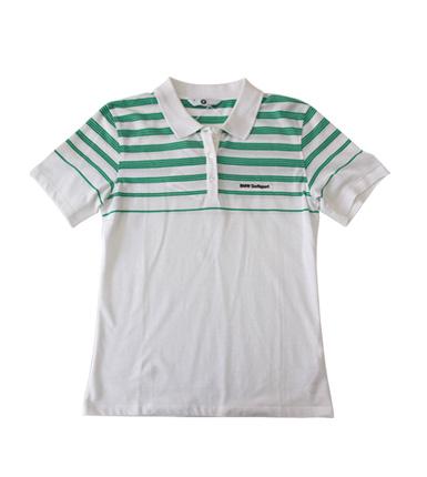 宝马BMW Lifestyle生活精品 高尔夫运动系列 女士棉质POLO衫 产地葡萄牙