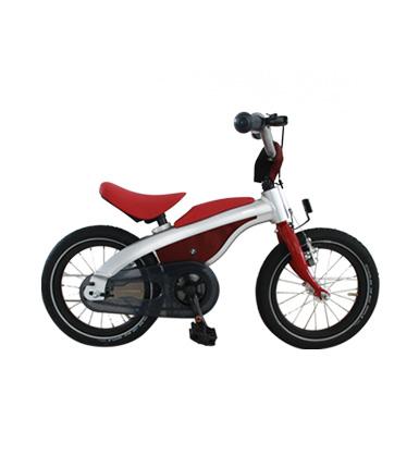 宝马BMW Lifestyle生活精品 儿童产品系列 儿童自行车 推车与自行车的二合一产品