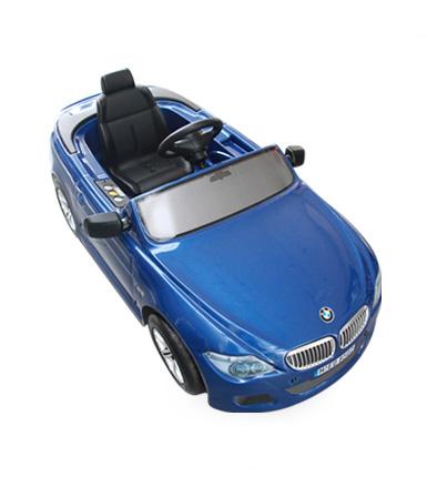 宝马BMW Lifestyle生活精品 儿童产品系列 儿童BMW M6敞篷轿跑车 电动车