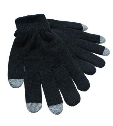泰美达触屏手套 红黑两款