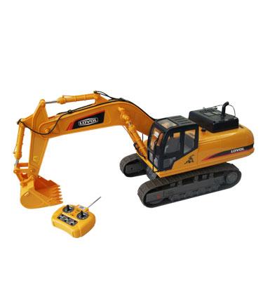 雷沃重型FR225E遥控挖掘机模型