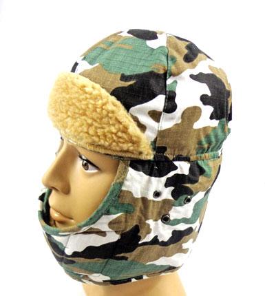加厚雷锋帽