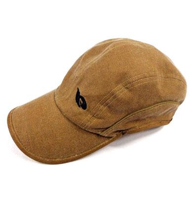 珠帆布休闲帽