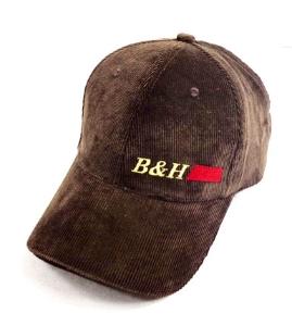 高档灯芯绒帽子
