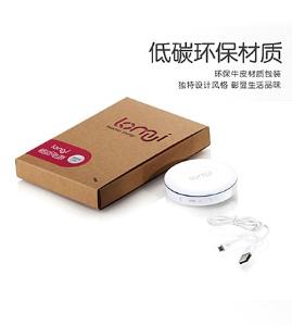 多彩移动电源 4400毫安(适用iPhone  IPAD等)