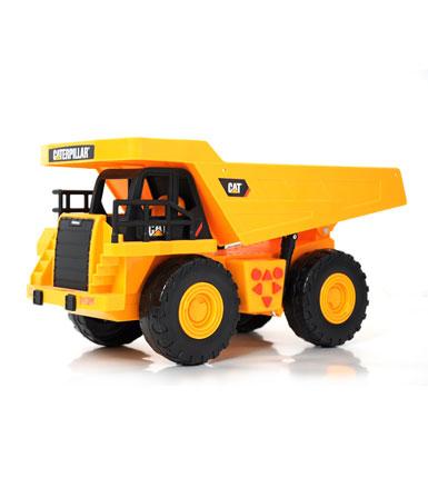 CAT 卡特比勒  13英寸运泥车 工程车 按键遥控车模