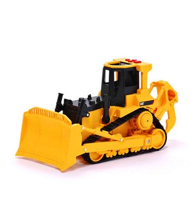 CAT 卡特比勒 13英寸推土机 工程车 按键遥控车模