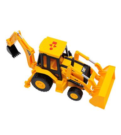 CAT 卡特比勒 13英寸挖泥机 工程车 按键遥控车模