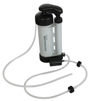 手动式饮用净水处理器