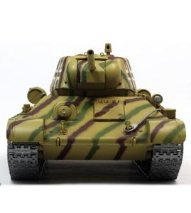 1:35 二战T-34主战坦克 德军俘获涂装版 迷你切 花色350043000
