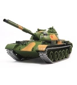 1:30 国产军事  中国T-59坦克 59式坦克模型