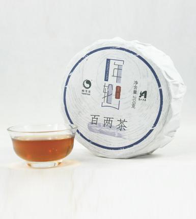 年轮百两茶
