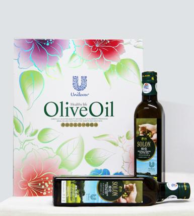 联合利华橄榄油