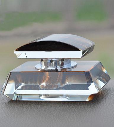 高级水晶车载香水