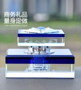 水晶车载香水  专供企业定制