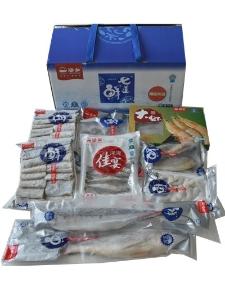 海和 深海海鲜礼盒 福如东海 企业馈赠 佳节必备