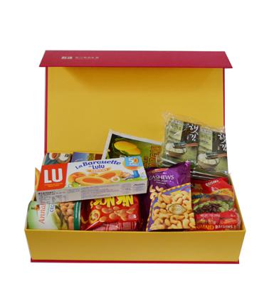 进口食品礼盒(六款随意组合超值)
