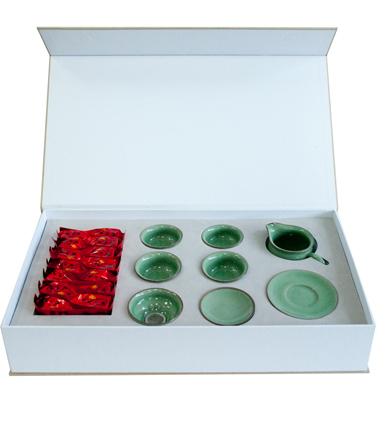 茶语青瓷茶具套装