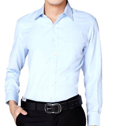棉质商务衬衣