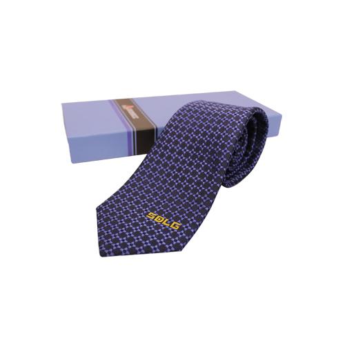 临工时尚桑蚕丝领带