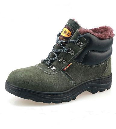 劳保鞋 防砸安全鞋 冬季保暖防护鞋