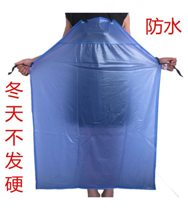 pvc牛筋防水围裙 防水 防污