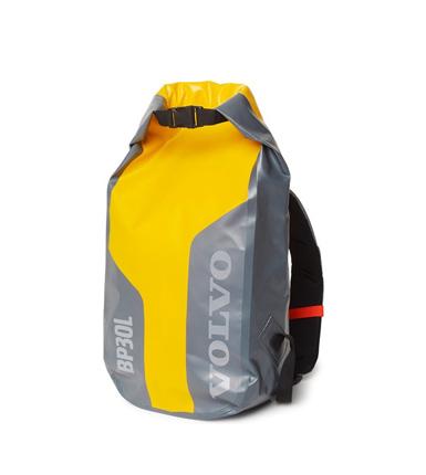 沃尔沃 30升撞色防水双肩背包