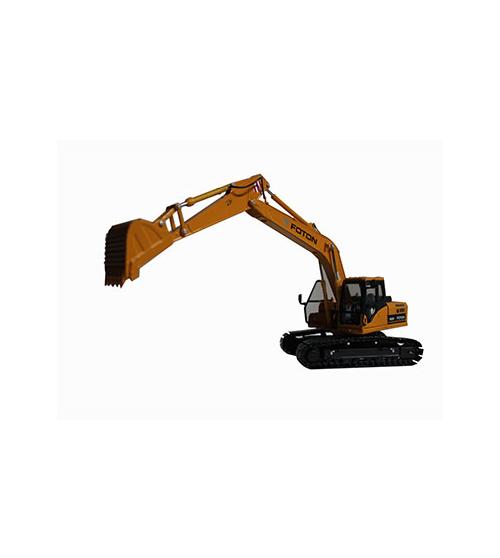海外雷沃挖掘机模型