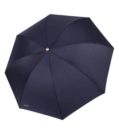 天堂伞 高密碰击布三折伞