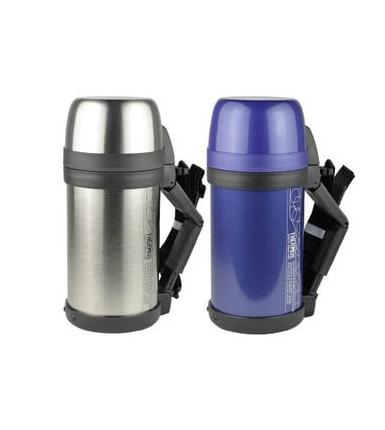 膳魔师不锈钢保温杯瓶户外大容量男女士便携壶旅行水杯子