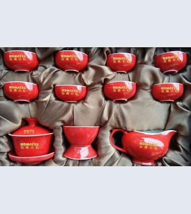 小松-komatsu-红瓷金龙12头