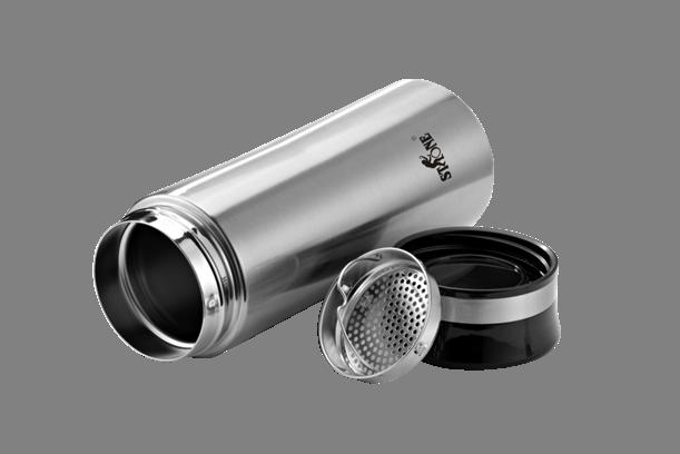 德国司顿--经典不锈钢真空保温杯STY075