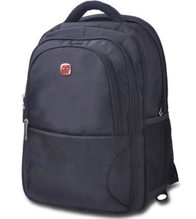 """瑞士军刀--多功能双肩电脑背包(适合15.6 """"及 以下笔记本电脑)"""