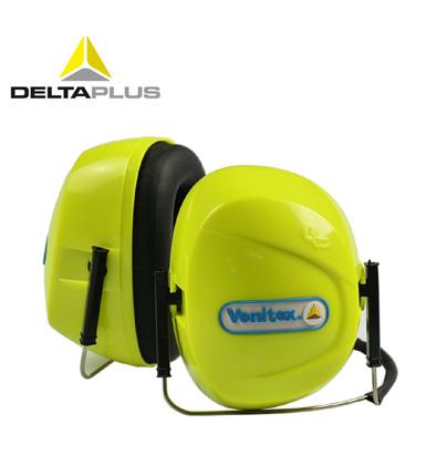 法国代尔塔--安全防护耳罩(绿色)
