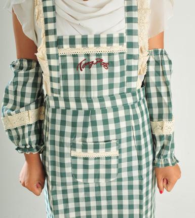 泰美达芳纶围裙