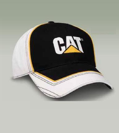 CAT卡特彼勒棒球帽(三色、藏青、黄黑、火焰款)