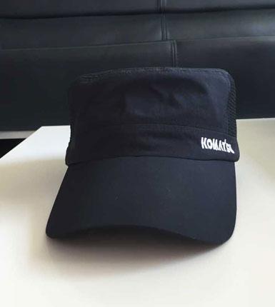 小松-komatsu-夏天商务帽