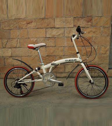 雷克萨斯--户外自行车