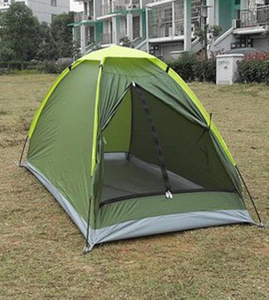 单人单层促销帐篷
