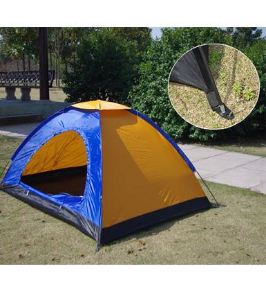 双人单层促销帐篷