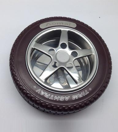 轮胎烟灰缸