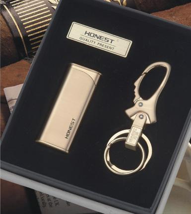 百诚烟具--防风打火机+钥匙扣