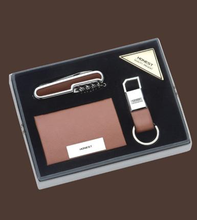 百诚烟具--名片盒+钥匙扣+七功能军刀