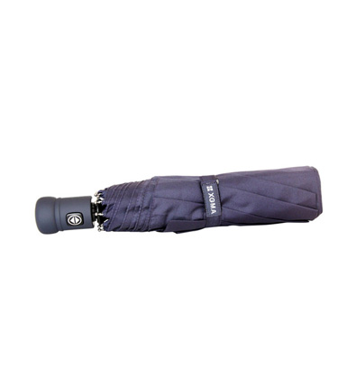 厦工--自动折叠伞(深蓝) Auto Folding Umbrella (Dark Blue)
