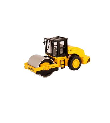 厦工--1:38压路机XG6224M模型(XGMA XG6224M Vibratory Roller Model)