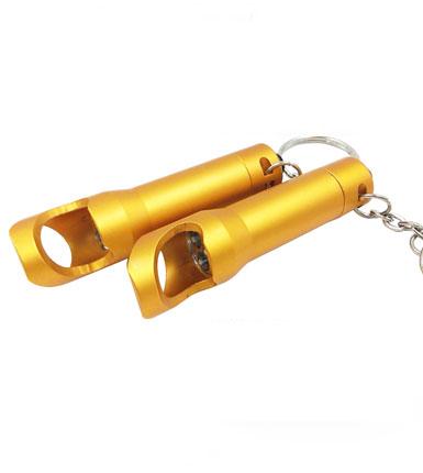 多功能LED小电筒 带开瓶器