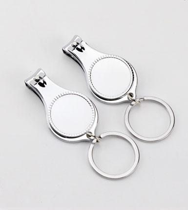 广告礼品指甲剪  多功能钥匙扣