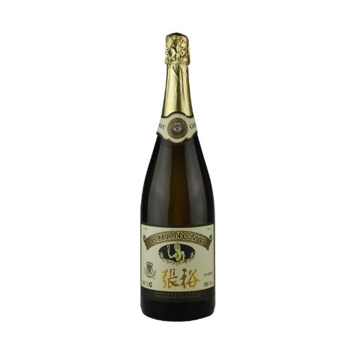 张裕加气苹果酒(苹果大香槟)1500ml