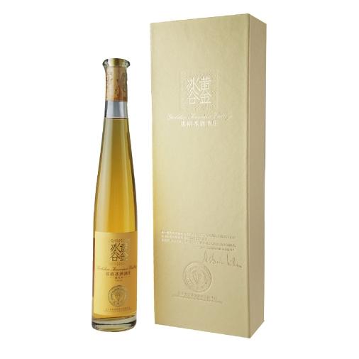 张裕黄金冰谷冰酒酒庄金钻级威代尔冰葡萄酒